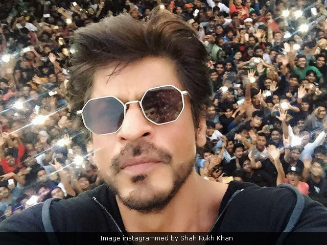 Why Shah Rukh Khan Named His Company Red Chillies. Here's The Story