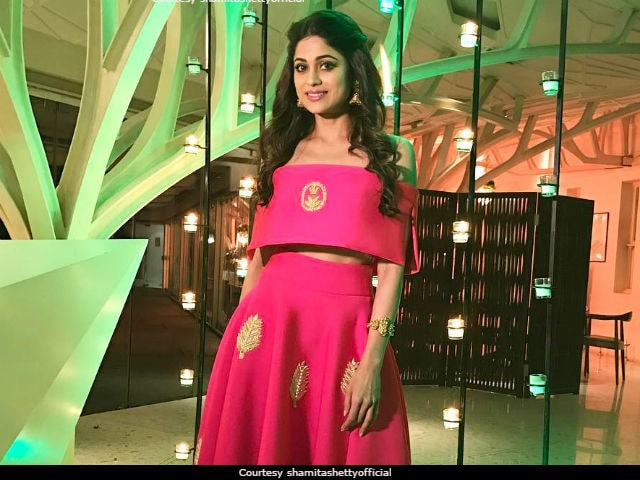 Actress Shamita Shetty's Comeback After 9 Years Will Be With A Web Series