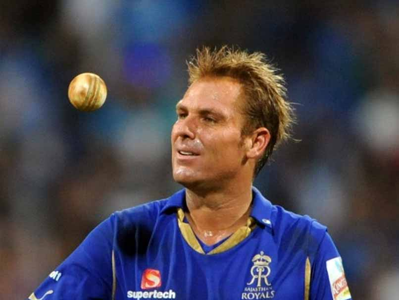 IPL 2018: Shane Warne Joins Rajasthan Royals As Team Mentor