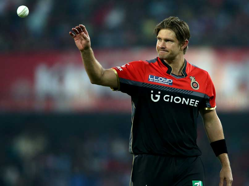 Royal Challengers Bangalore Captain Shane Watson Says 'Blame Me' For Loss