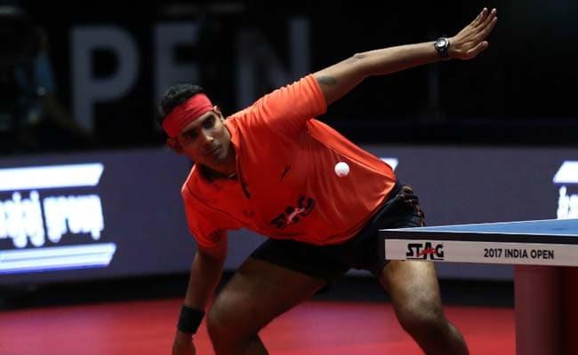 टेबल टेनिस: एशियाई चैंपियनशिप में भारत की चुनौती खत्म, शरत कमल प्री क्वार्टर फाइनल में हारे