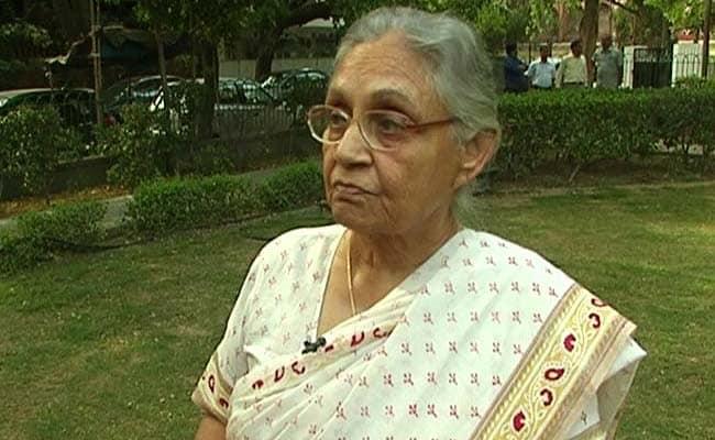 राहुल गांधी अगर रोजाना 2-3 घंटे का वक्त पार्टी दफ्तर को दें तो स्थिति बदल सकती है : शीला दीक्षित