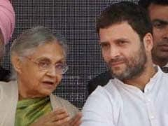 Sonia Gandhi Spent 2-3 Hours At Office, Rahul Should Too: Sheila Dikshit