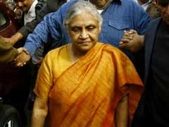 'Yes, There Is A BJP Wave,' Says Sheila Dikshit After Delhi Result
