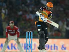 IPL Live Cricket Score, KXIP vs SRH: Guptill Falls After KXIP's Fast Start In Chase Of 208 vs SRH
