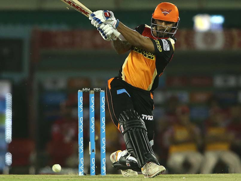 IPL Highlights: Sunrisers Hyderabad Beat Kings XI Punjab by 26 Runs