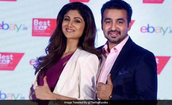 FIR Against Shilpa Shetty, Raj Kundra In Rs 24-Lakh Cheating Case