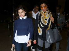 Shilpa Shetty Is On A Holiday With Sister Shamita, Minus Husband Raj Kundra