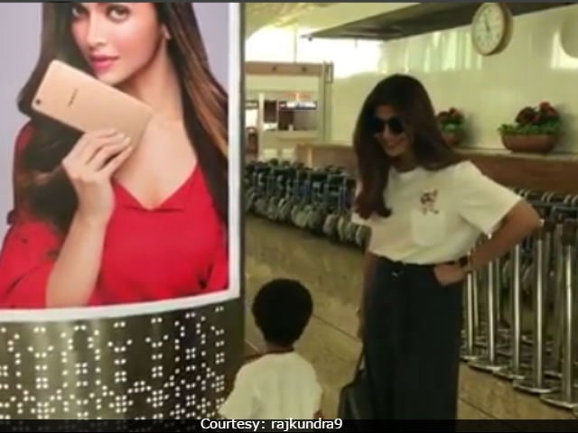 Deepika Padukone Is 4-Year-Old Viaan's 'Favourite Actor.' Not Mom Shilpa Shetty