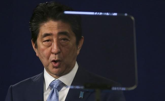 Shinzo Abe Set For Fresh Term As Japan Goes To Polls Amid North Korea Threats