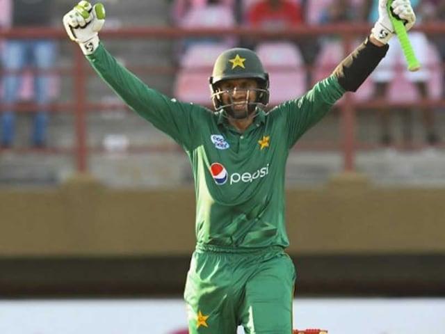 3rd ODI: Pakistan Beat West Indies By 6 wickets, Win Series 2-1