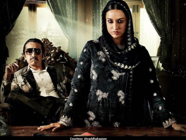 Shraddha Kapoor's Haseena Transformation Demands A Double Take. See Pic