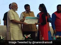 Latur Girl Gets Rs 1 Crore Prize From Prime Minister Narendra Modi For Digital Transaction Of Rs 1,590