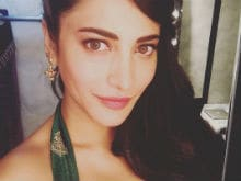 Shruti Haasan Starts Prepping For <i>Sanghamitra</i>. See Video