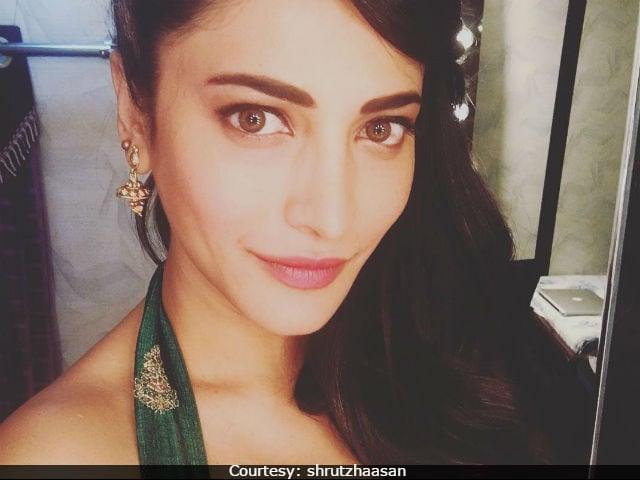Shruti Haasan Starts Prepping For Sanghamitra. See Video