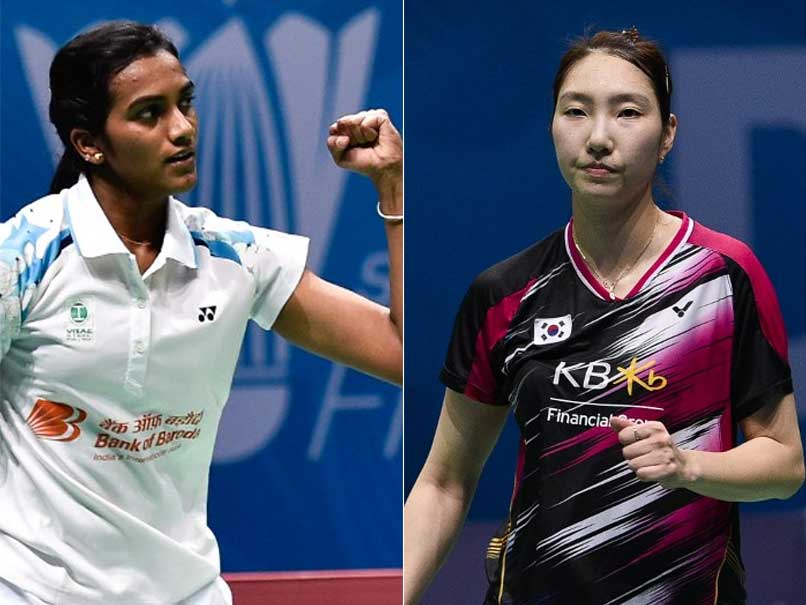 PV Sindhu beats Carolina Marin, clinches Indian Open crown