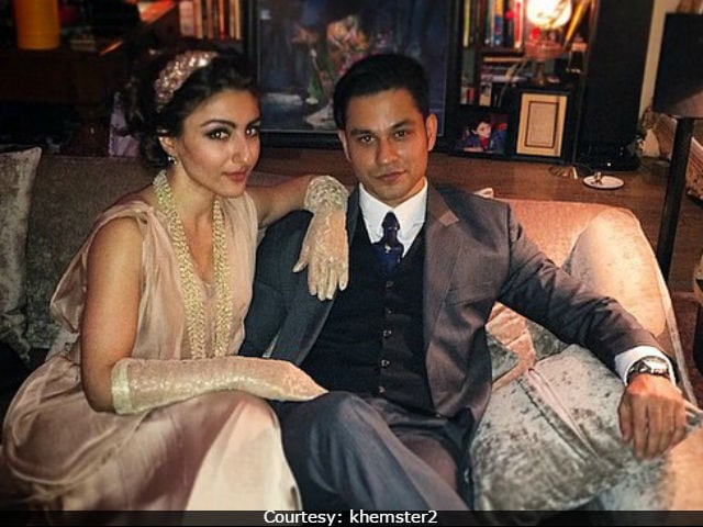 Soha Ali Khan And Kunal Kemmu Expecting Their First Child