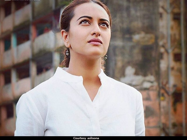 Sonakshi Sinha's Noor Asked To Beep Out 'Dalit' And Replace 'Sex Toys' By Censor Board