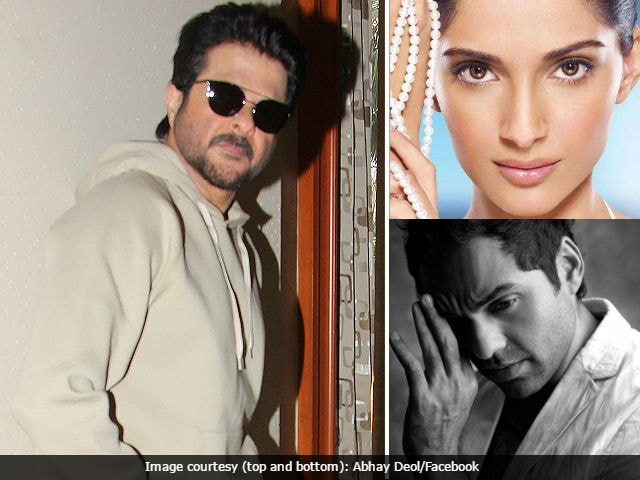 Sonam Kapoor vs Abhay Deol: Anil Kapoor Says It's A 'Small Thing, Sonam Can Handle It'