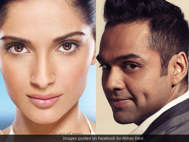 Sonam Kapoor Invokes Abhay Deol's Cousin Esha In Tweets On Fairness Cream Ads. Trolled, She Deletes Posts