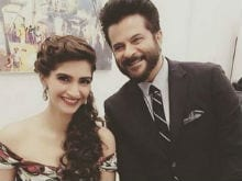National Film Awards: Sonam Kapoor Is 'Fortunate,' Says Dad Anil Kapoor