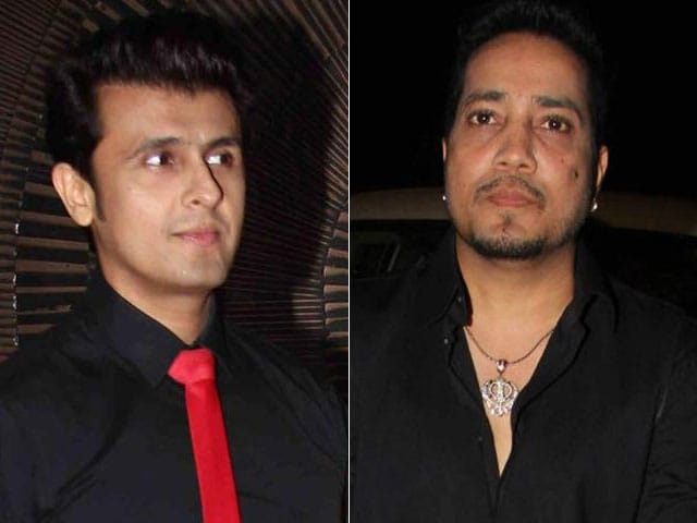 Sonu Nigam Schools Mika Singh For Addressing Him As 'Tum'