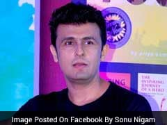 After His Rant Against Azaan, Sonu Nigam Is Top Trend On Twitter