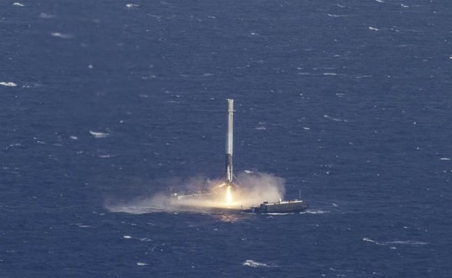 Extra Portion Of SpaceX Rocket Recovered From Launch, Elon Musk Says
