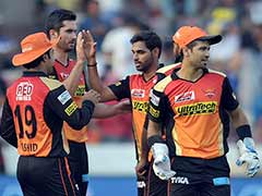 IPL 2017, (Sunrisers Hyderabad) Schedule, Upcoming Matches List And Time Table