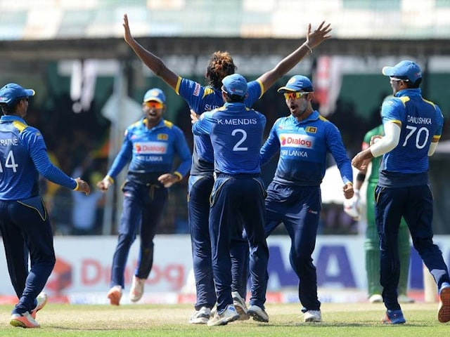 Sri Lanka Draw Series Beating Bangladesh By 71 runs