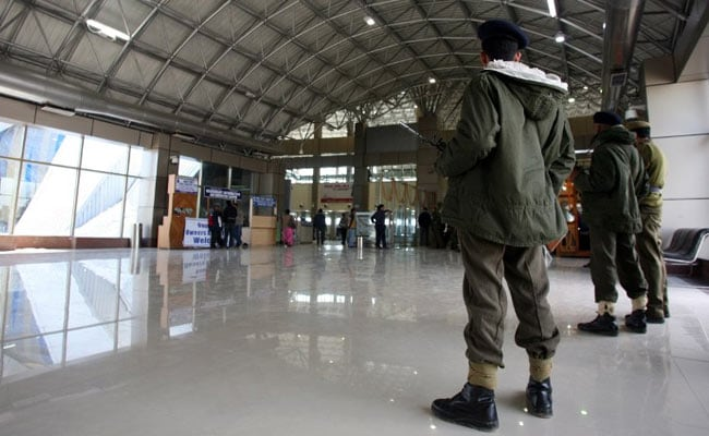 After Grenades, Bullet Found On Soldier At Srinagar Airport