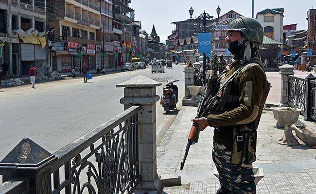 Terrorists Open Fire On Security Forces in Jammu And Kashmir's Shopian