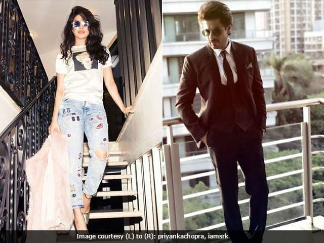 Viral: When Priyanka Chopra Chose A Sportsman Over Shah Rukh Khan As Her Suitor