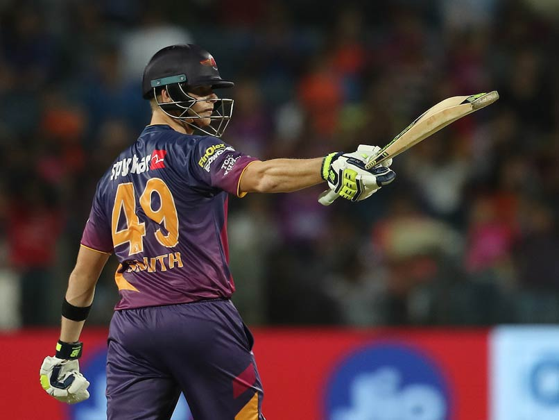 IPL 2017: Steve Smith Happy With Rising Pune Supergiant's Victory, Says Fortunate To Get Over The Line