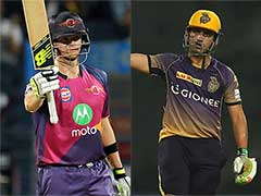 IPL Live Cricket Score, RPS Vs KKR: Rejuvenated Pune Take On Formidable Kolkata