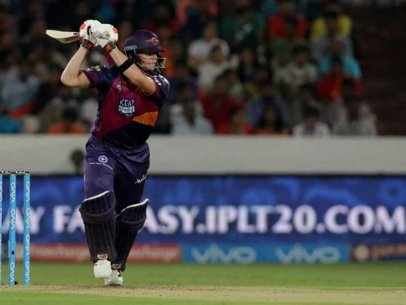 IPL 2017, RPS vs MI: Steve Smith Blasts Pune To Victory Past a Fighting Mumbai