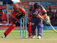 IPL Live Cricket Score, RPS Vs RCB: Steve Smith Falls In Search Of Quick Runs As Pune Struggle vs Bangalore
