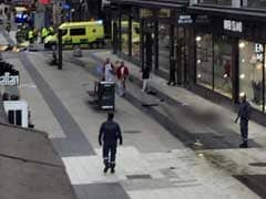 Stockholm Terror Attack Took Place Metres Away From Indian Embassy, 1 Arrested: 10 Points