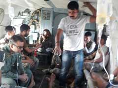 सुकमा शहीद अभय मिश्रा के पिता ने कहा, दुख है बेटा 'अपनों' से लड़कर मरा