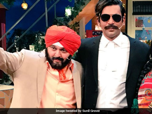 Sunil Grover And Ali Asgar Shot Together But Not For Kapil Sharma's Show: Report