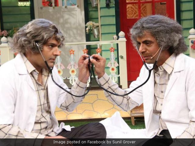 The Kapil Sharma Show: Raju Srivastav Isn't Replacing Sunil Grover, Hints At His Return