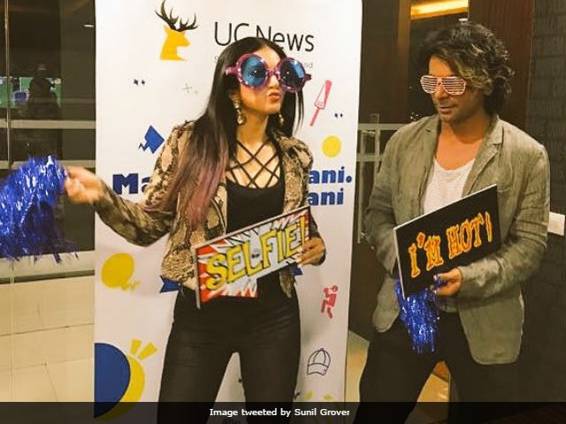 Sunil Grover, Sunny Leone And IPL: What Went Down In Their Live Commentary
