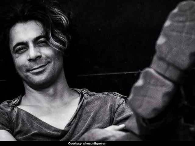 Sunil Grover Reveals His Shoe Size. If You Think That's Random, Read This