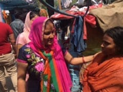 नेताओं को कोसने पर झुग्गी में रहने वाली सुनीता की बदली किस्मत, बीजेपी का टिकट मिला!