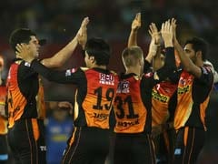 IPL Live Cricket Score, KXIP vs SRH: Punjab Lose Guptill, Vohra In Chase Of 208 vs Hyderabad