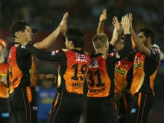 IPL 2017: Hyderabad Consolidate 3rd Place In Table With 26-Run Win Over Punjab