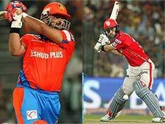 IPL Live Score, Gujarat Lions Vs Kings XI Punjab