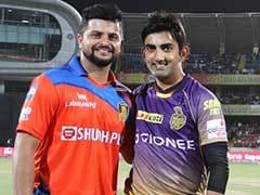 KKRvsGL:सुरेश रैना की गुजरात लायंस टीम के लिए आसान नहीं होगा केकेआर के विजय अभियान को रोकना...