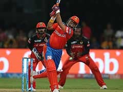 IPL 2017: Gujarat Lions Notch Up 7-Wicket Win Over Royal Challengers Bangalore