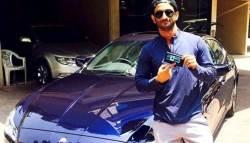 MS Dhoni Actor Sushant Singh Rajput Buys A Brand New Maserati Quattroporte